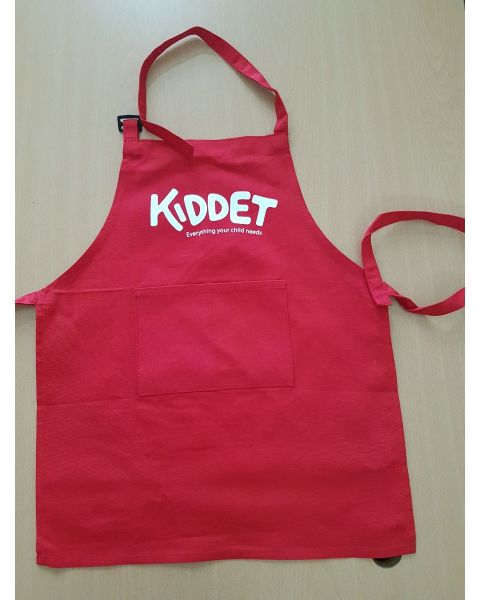 "Kids Apron ""Kiddet"""