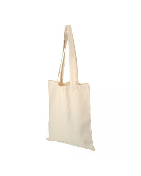 Flat Cotton Tote
