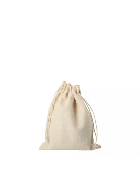Cotton Drawstring Pouch Size C