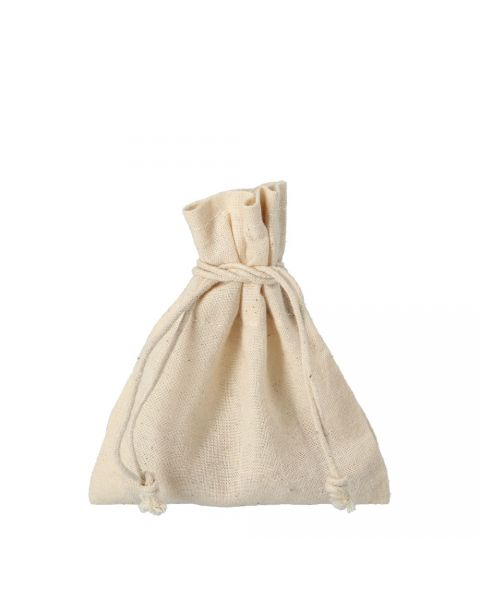 Cotton Drawstring Pouch Size B